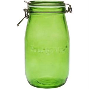 Picture of Youngevity - Green 1.5L Mason Jar